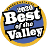 2020 Best of the Valley logo